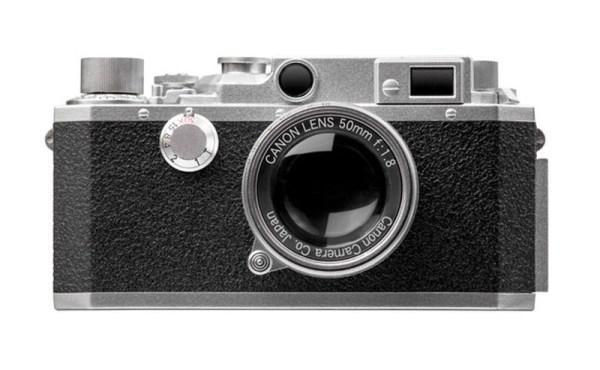 Canon stworzył mikroaparat fotograficzny wielkości pendrive'a