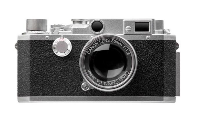 Miniature Canon IV SB 8 GB USB - aparat miniaturowy
