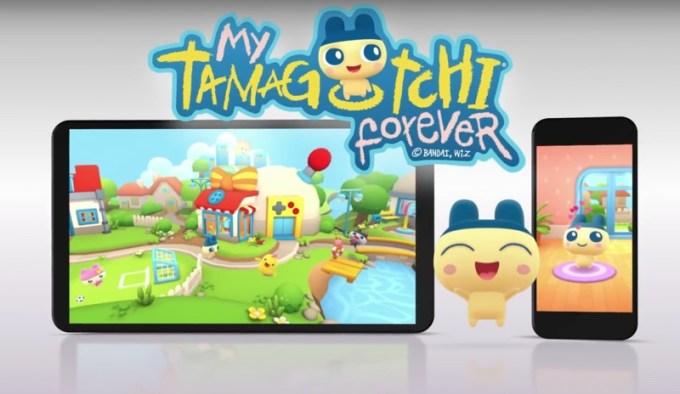 My Tamagotchi Forever od Bondai Namco