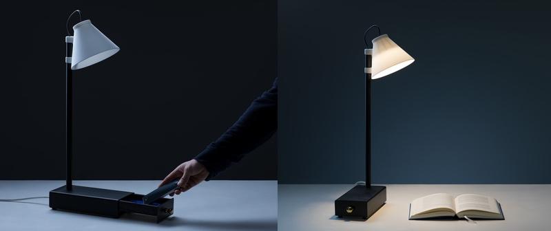 Offline Lamp (Klemens Schillinger)