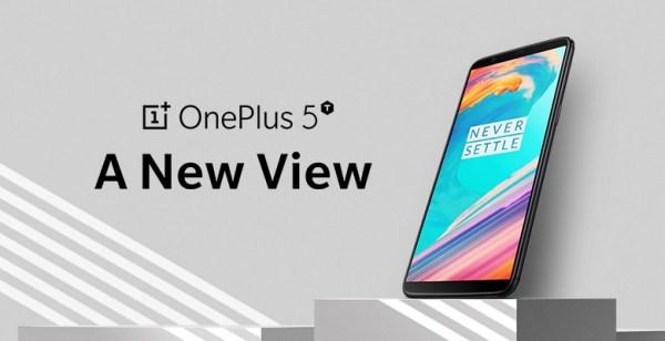 OnePlus 5T już oficjalnie, sprawdź specyfikację