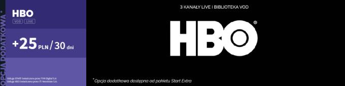 Pakiet HBO w ofercie Player.pl