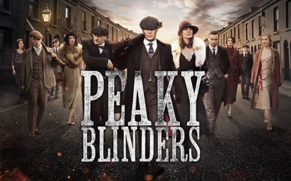 """Koniecznie obejrzyjcie serial """"Peaky Blinders"""""""