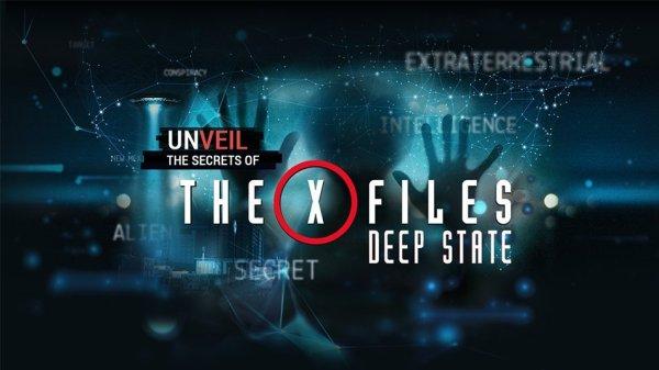 "Gra mobilna ""The X Files: Deep State"" pojawi sie w 2018 roku"