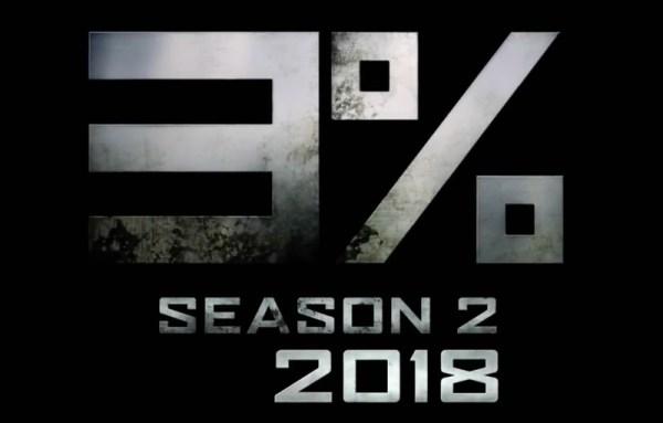 """Drugi sezon serialu """"3%"""" już 27 kwietnia w serwisie Netflix"""