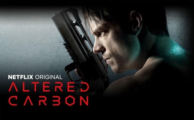 Altered Carbon (Modyfikowany węgiel) - Netflix original