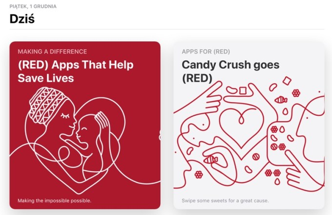 Apps for red (Apple 2017)