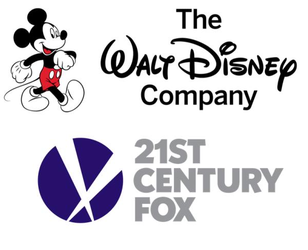 Disney zakupił właśnie 21st Century Fox za 52,4 mld $