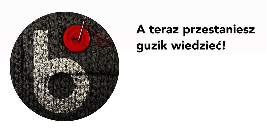 Kampania BLIK #guzikwiesz