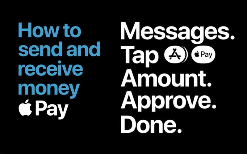 Jak wysyłac i odbierać pieniądze za pomocą Apple Pay Cash?