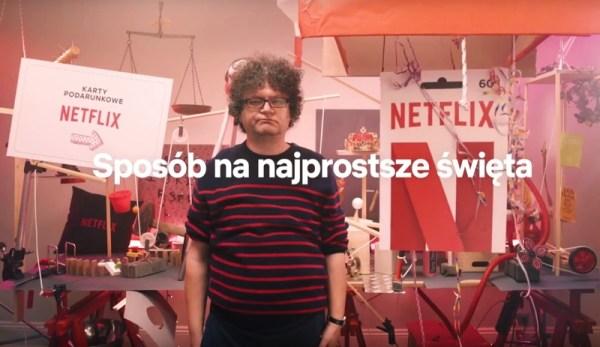 Netflix wie jaki jest najlepszy sposób na proste święta :)