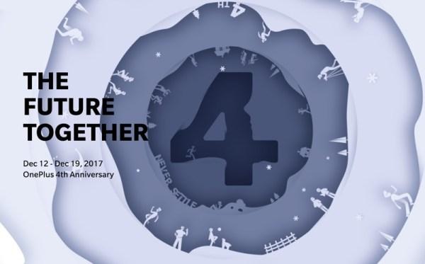OnePlus świętuje 4-lecie istnienia