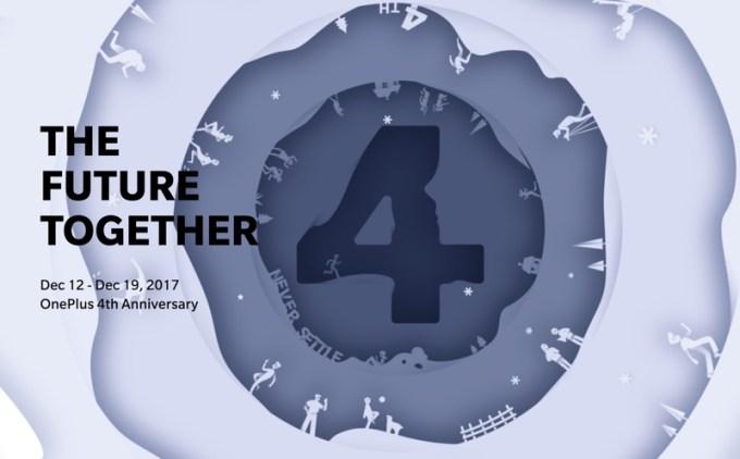 4-lecie firmy OnePlus