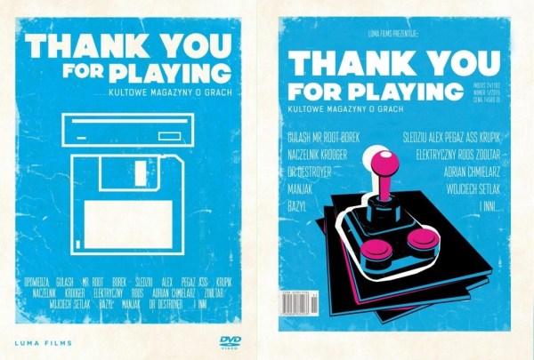 """Obejrzyj film dokumentalny """"Thank you for playing"""" za darmo"""
