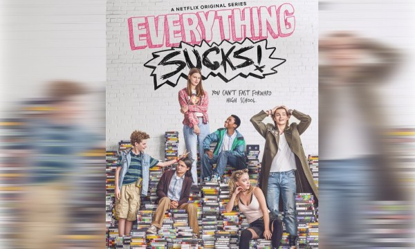 """""""Everything Sucks!"""" czyli powrót do kochanych lat 90."""