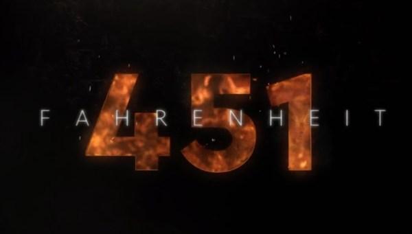"""HBO udostępniło zapowiedź filmu """"Fahrenheit 451"""""""