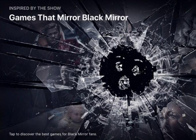 """Gry obilne dla fanów serialu """"Black Mirror"""""""