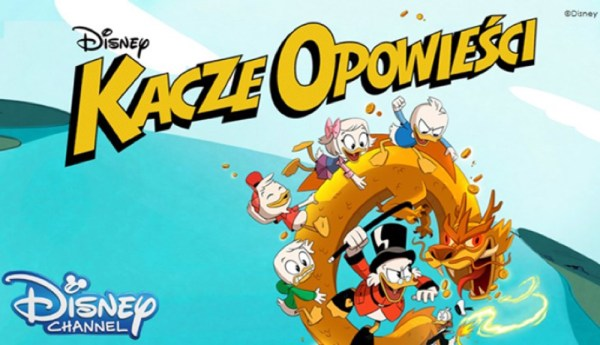 """Nowa wersja serialu animowanego """"Kacze opowieści"""" w kwietniu!"""