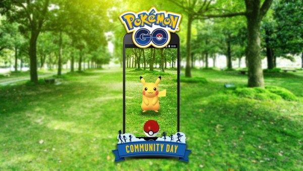 Community Day w grze Pokémon Go