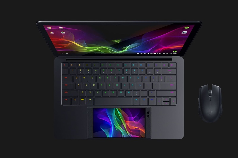 Project Linda Razer (laptop + smartfon)