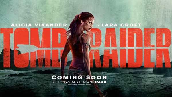"""Zobacz 2. zwiastun filmu """"Tomb Raider"""" – w kinach już w marcu!"""