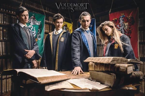 "Obejrzyj za darmo fanowski film pt. ""Voldemort: Origins of the Heir"""