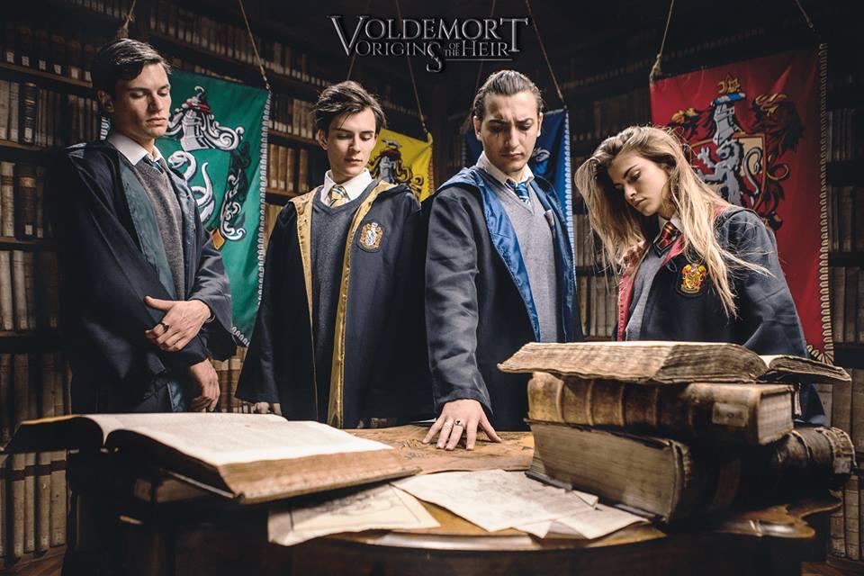 Voldemort: Origins of the Heir - An unofficial fan film (HD)