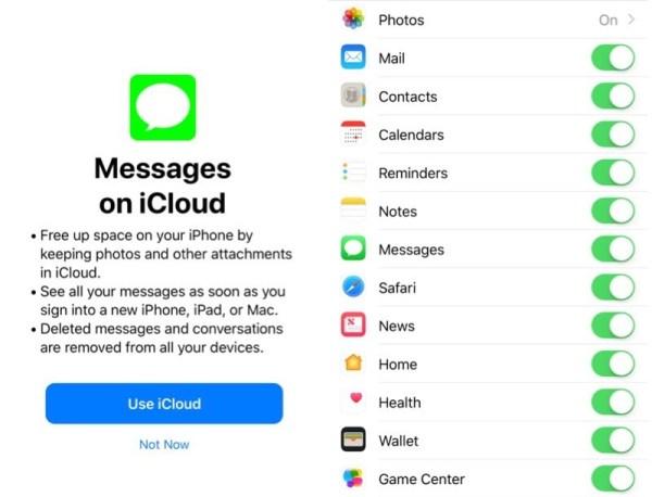 Wiadomości w iCloud wracają w pierwszej becie iOS 11.3