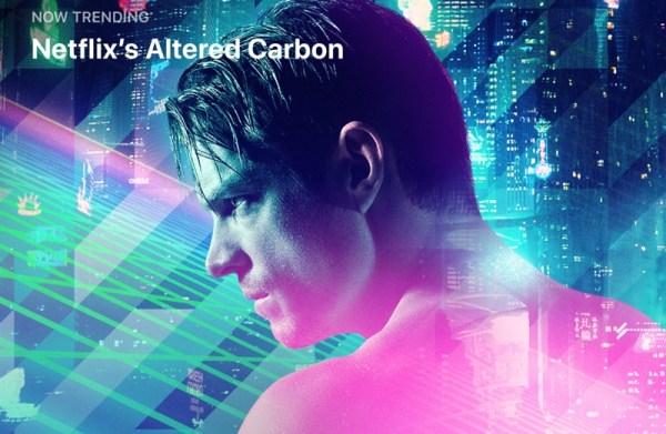 Oglądam Altered Carbon i szczęśliwie wcześniej przeczytałem książkę
