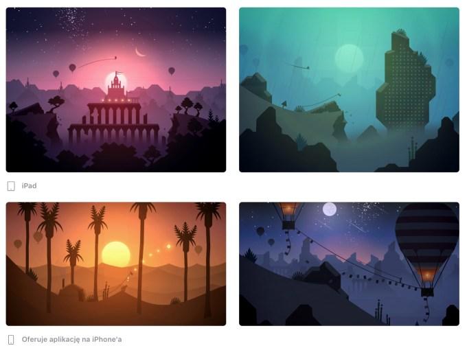 Screen z gry Alto's Odyssey (iPad, iPhone)