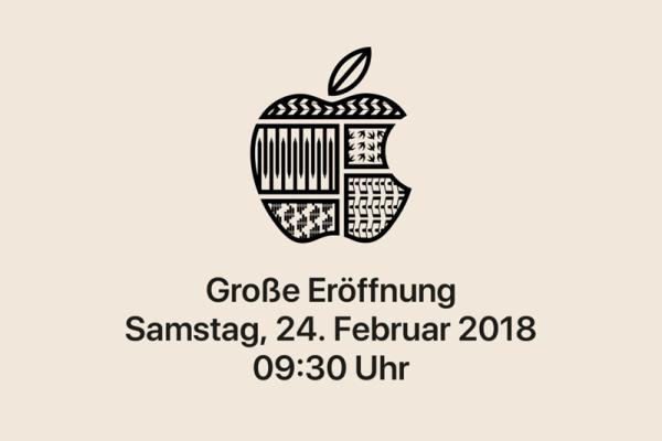 Pierwszy Apple Store w Austrii już w tym miesiącu