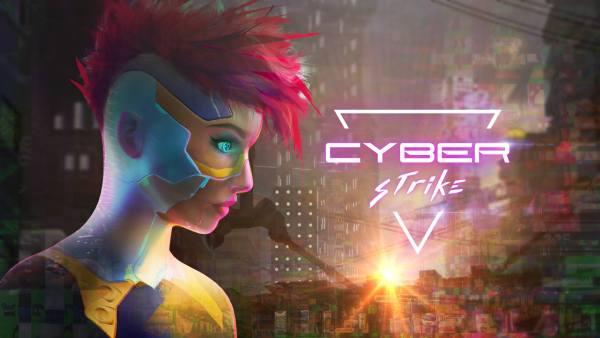 Cyber Strike to nowa cyberpunkowa gra mobilna typu run&shoot