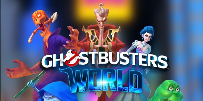 Ghostbusters World - gra mobilna AR