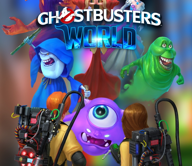 Ghostbusters World - mobile game (teaser)