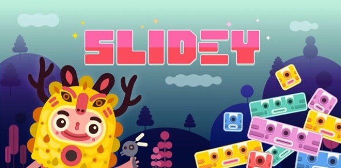 Gra mobilna Slidey