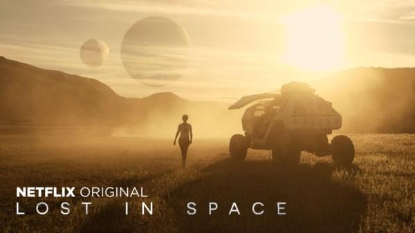 """Serial oryginalny Netfliksa pt. """"Lost in Space"""" już 13 kwietnia"""