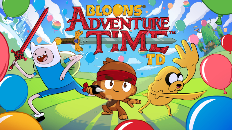 Adventure Times Bloons