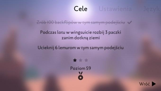 Alto's Odyssey (PL) poziom 59.