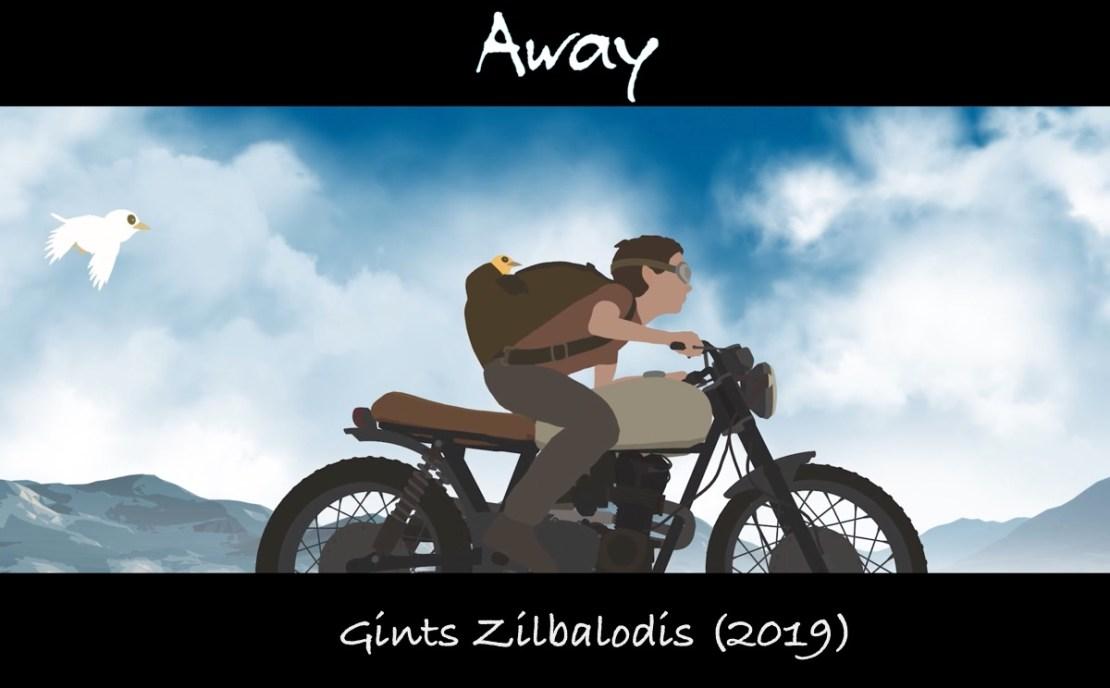 """""""Away"""" Gints Zilbalodis (2019)"""