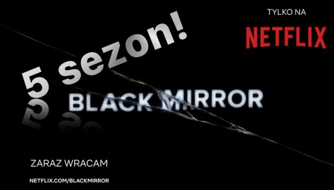 "5. sezon serialu ""Black Mirror"" (""Czarne lustro"")"
