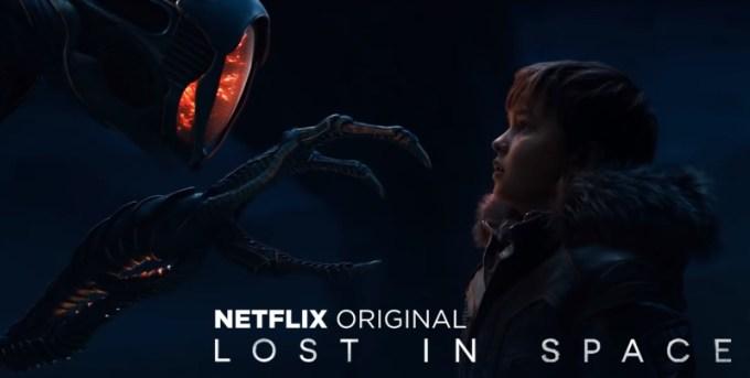 Zagubieni w kosmosie (Lost in Space) - Netflix Original