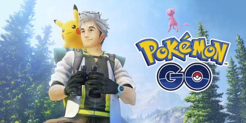 Pokémon Go zadania, w których można upolować Mew