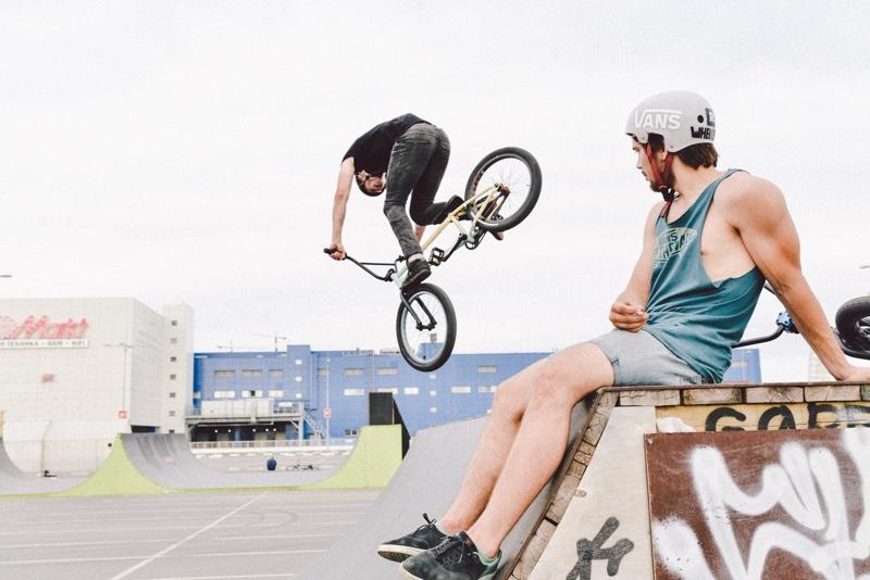 BMX Riders (foto)