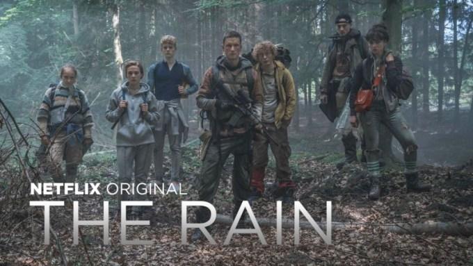 "Serial ""The Rain"" (Netflix Original)"