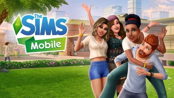 """Graliście już w """"The Sims Mobile"""" na urządzeniach mobilnych?"""