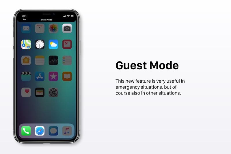 Tryb Gościa (Guest Mode)