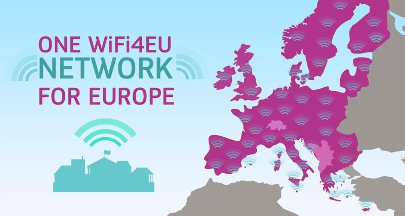 WiFi4EU - Bezpłatne Wi-Fi dla Europejczyków