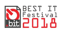 BEST IT Festival 2018 (logo)