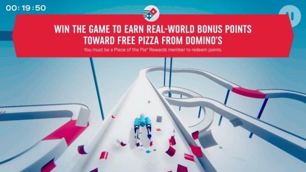 Gra mobilna sposobem pizzerii Domino's na lojalizację klientów