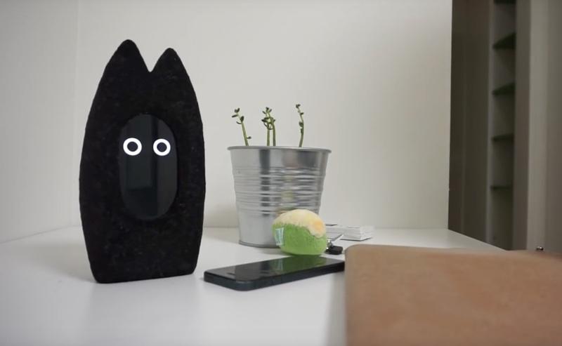 Fribo – robot społecznościowy dla osób samotnych